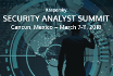 Kaspersky Security Analyst Summit (SAS) 2018
