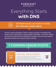 Everything starts with DNS