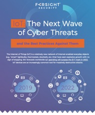 IoT: The Next Wave of Cyber Threats and the Best Practices Against Them