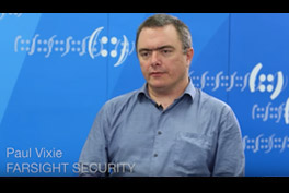 APNIC 38: Paul Vixie, Farsight Security discussing SAVE