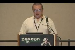 DEF CON 18 - Robert Edmonds & Paul Vixie - Passive DNS Hardening