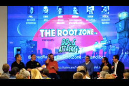The Root Zone. - DDOS Attacks!